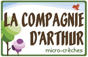 logo LA COMPAGNIE D ARTHUR